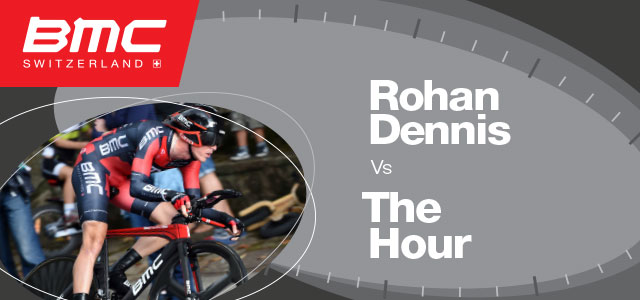 Rohan Dennis vs. The Hour Record