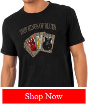 Tribut Apparel - TRIBUT - TRIP KINGS OF BLUES (UNISEX)
