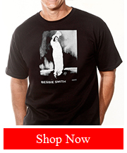 Tribut Apparel - BESSIE SMITH - PORTRAIT (MEN)