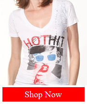 Tribut Apparel - HOT HIT (V-NECK, WOMEN)